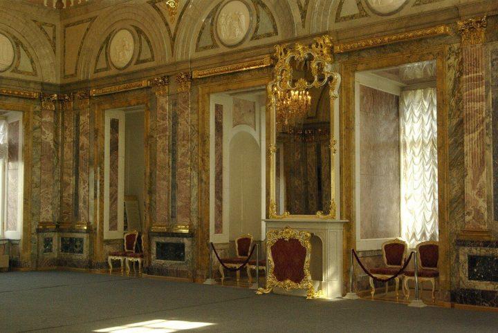 大理石宮殿|サンクトペテルブルク歴史地区と関連建造物群