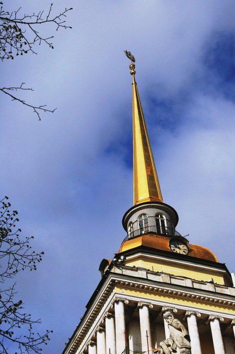 旧海軍省|サンクトペテルブルク歴史地区と関連建造物群