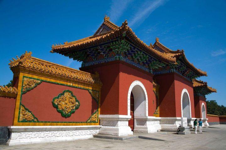 瀋陽の瀋陽故宮|北京と瀋陽の明・清朝の皇宮群 (2)