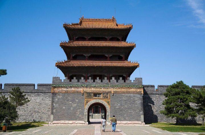 瀋陽の瀋陽故宮|北京と瀋陽の明・清朝の皇宮群