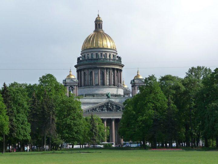 聖イサアク大聖堂|サンクトペテルブルク歴史地区と関連建造物群 (1