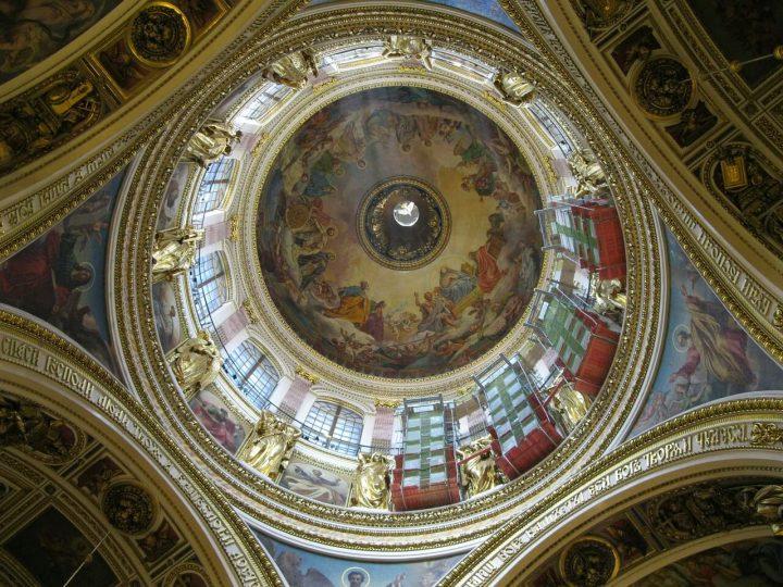 聖イサアク大聖堂|サンクトペテルブルク歴史地区と関連建造物群 (3)