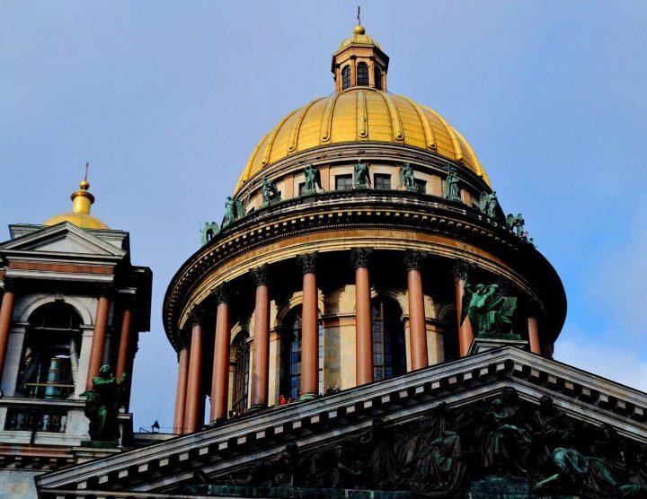 【世界遺産】聖イサアク大聖堂|サンクトペテルブルク歴史地区と関連建造物群