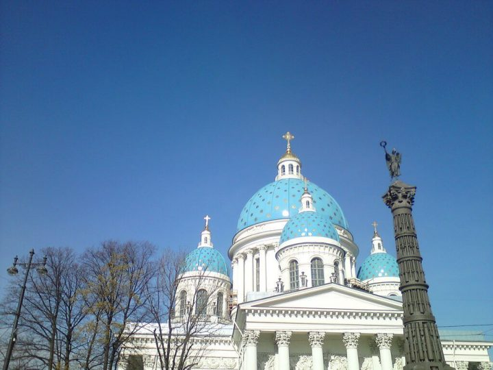 photo credit: Троицкий собор // Trinity Cathedral via photopin (license)