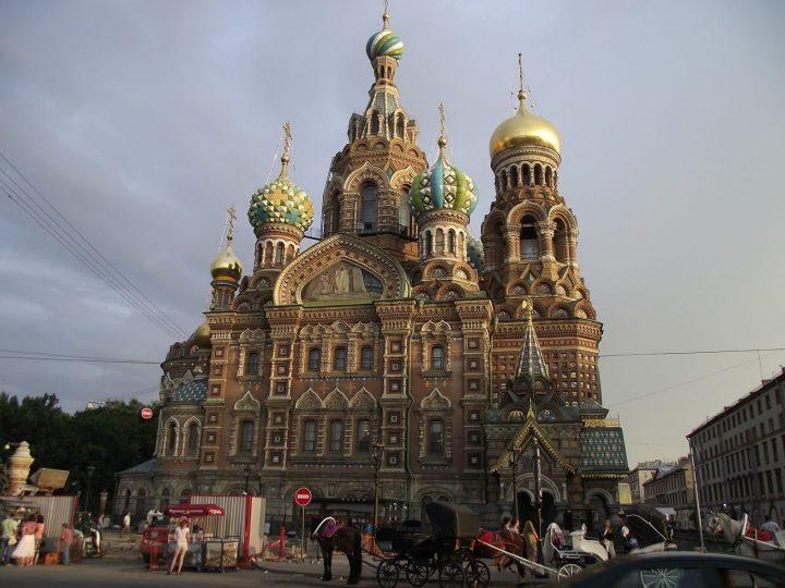 血の上の救世主教会|サンクトペテルブルク歴史地区と関連建造物群 (1)