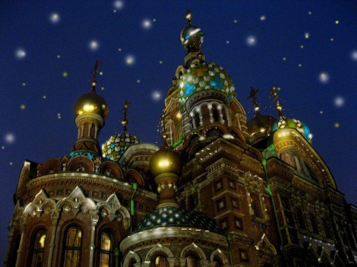 血の上の救世主教会|サンクトペテルブルク歴史地区と関連建造物群 (3)