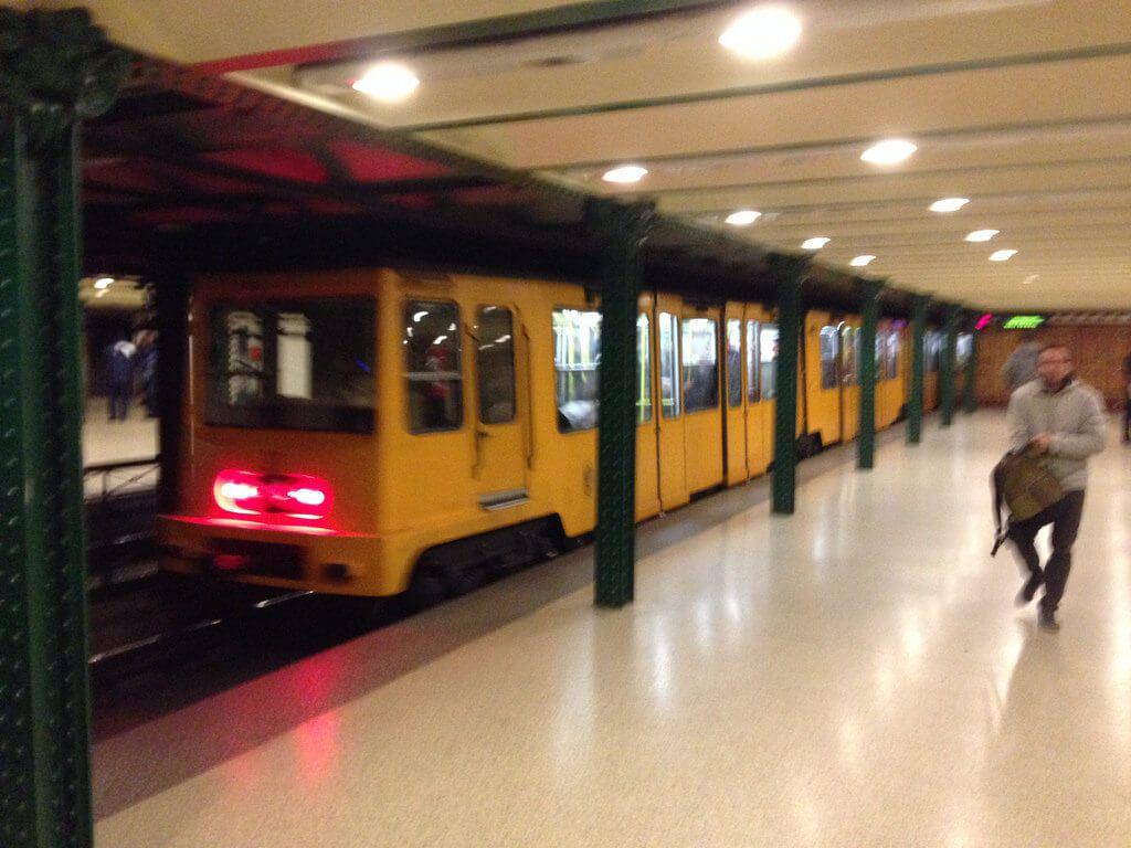 ブダペスト地下鉄の画像 p1_32