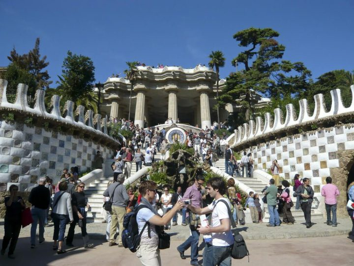 photo credit: Park Güell via photopin (license)