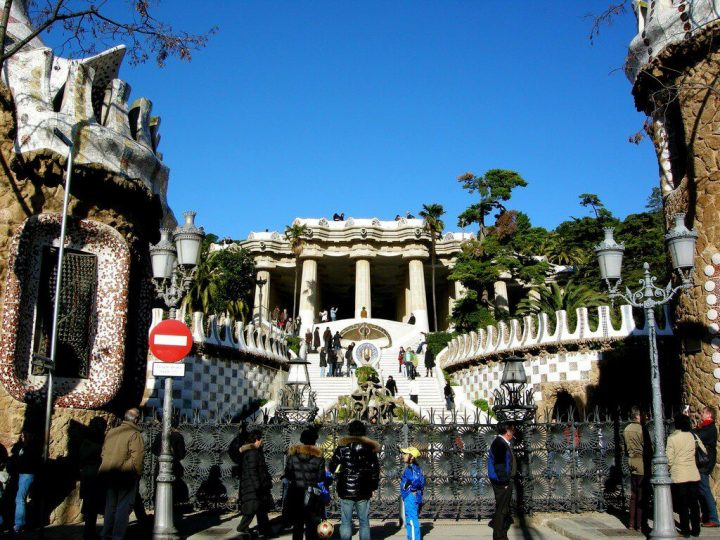 photo credit: Parc Güell - Closed Entrance via photopin (license)