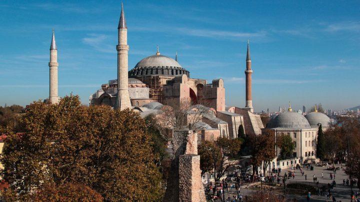 アヤソフィア|イスタンブルの歴史地区 (1)