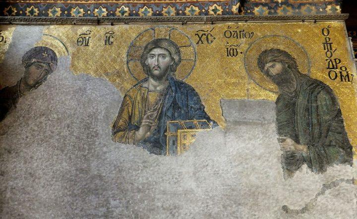 アヤソフィア|イスタンブルの歴史地区 (3)