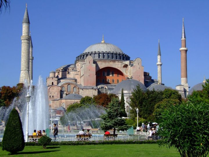 photo credit: Hagia Sophia via photopin (license)