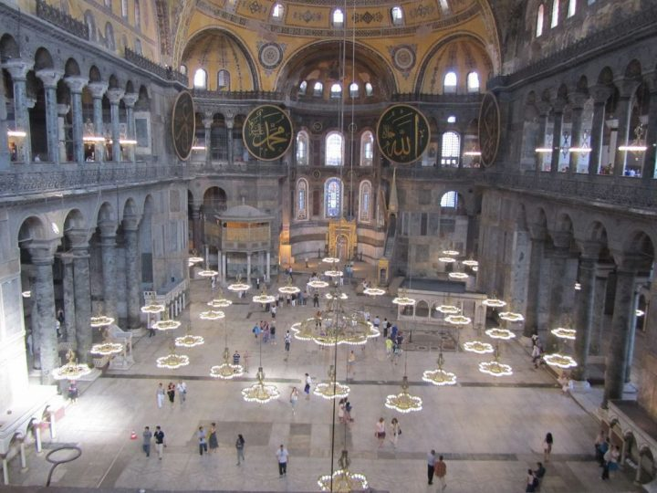 photo credit: View of the Hagia Sophia from the western gallery via photopin (license)