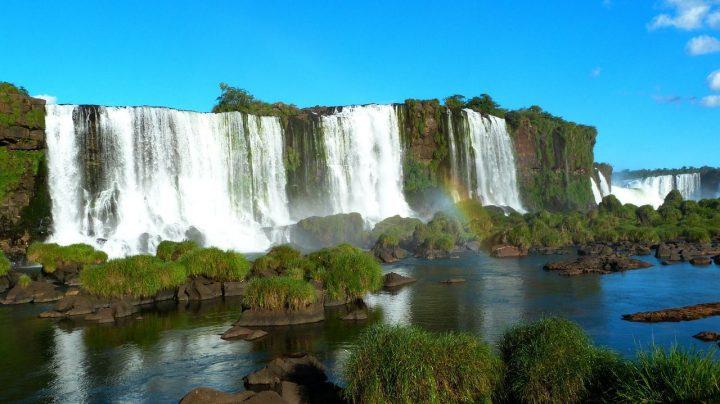 【世界遺産】まるで天空のカーテン!圧巻の大瀑布 滝と世界遺産5選