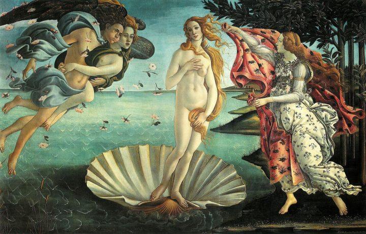 【世界遺産】ウフィツィ美術館|フィレンツェ歴史地区