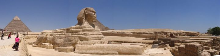 photo credit: Sphinx Panorama via photopin (license)