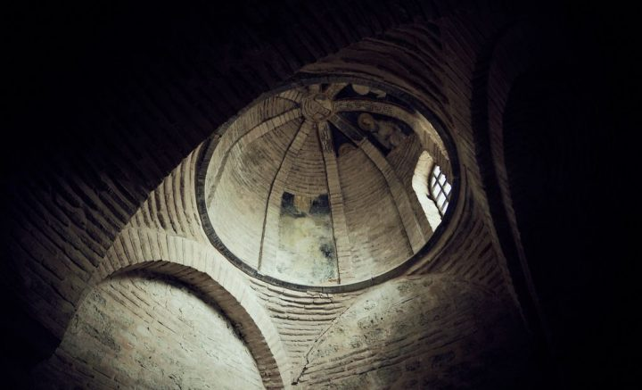 photo credit: byzantine brickwork at Chora via photopin (license)