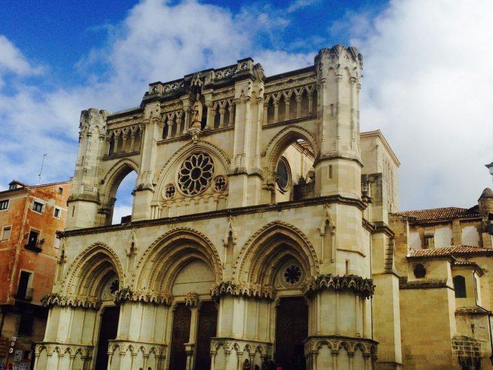 クエンカ大聖堂|歴史的城塞都市クエンカ