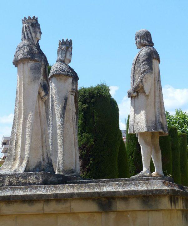 【世界遺産】コルドバのアルカサル(キリスト教徒の王たちのアルカサル)|コルドバ歴史地区