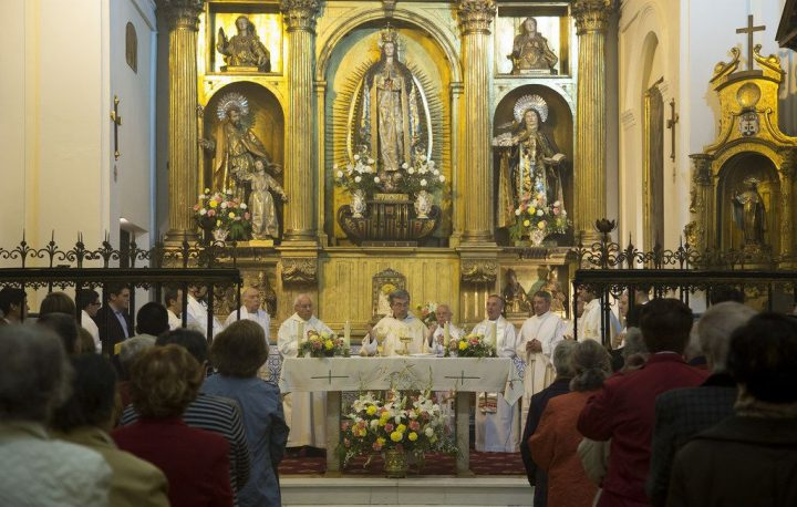 photo credit: Festividad de Santa Teresa de Jesús 2014_27 via photopin (license)
