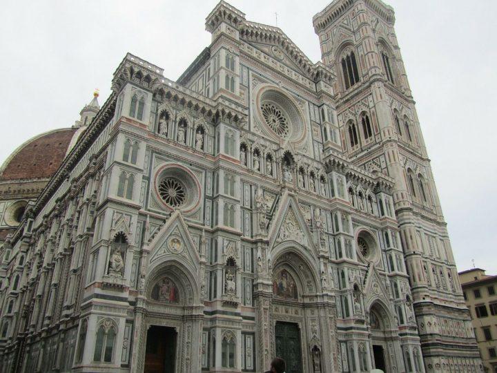 サンタ・マリア・デル・フィオーレ大聖堂|フィレンツェ歴史地区 (1)