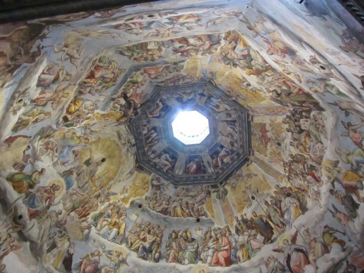 photo credit: Vasari's fresco, Florence Cathedral via photopin (license)