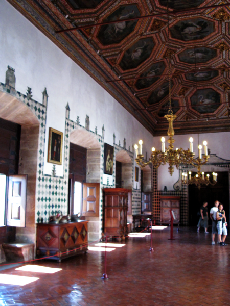 photo credit: Sala dos Cisnes - Palácio Nacional de Sintra via photopin (license)