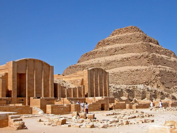 photo credit: Egypt-12B-046 - Step Pyramid Complex via photopin (license)