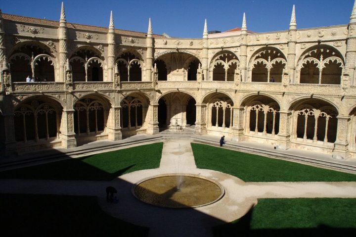 ジェロニモス修道院|リスボンのジェロニモス修道院とベレンの塔 (3)