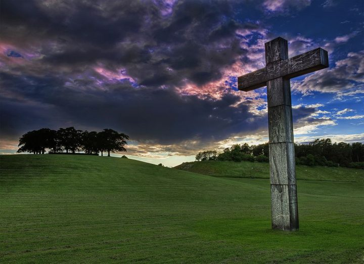 photo credit: The Granite Cross via photopin (license)