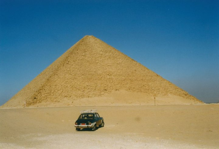 photo credit: Dahshur, Red Pyramid via photopin (license)