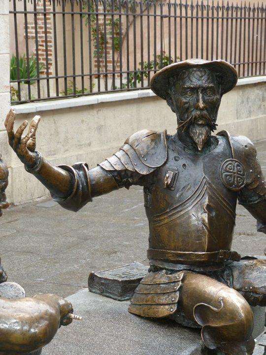 【世界遺産】セルバンテスの生家|アルカラ・デ・エナーレスの大学と歴史地区