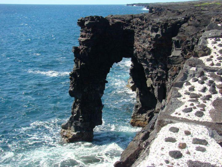 チェーン・オブ・クレーターズ・ロード|ハワイ火山国立公園 (4)