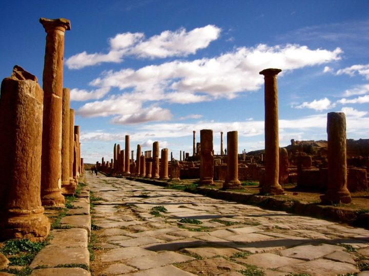 photo credit: Timgad ruins via photopin (license)