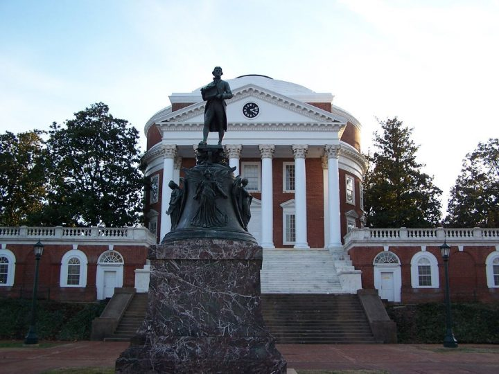 photo credit: The Rotunda at UVA via photopin (license)