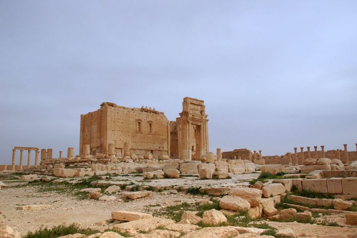 photo credit: Time stands still at Temple of Bel, Palmyra via photopin (license)