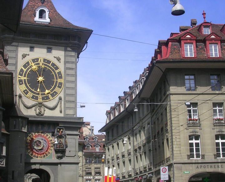 photo credit: Bern - Clock Tower via photopin (license)
