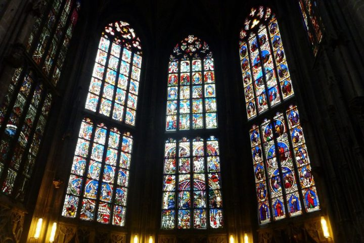 photo credit: Giant Windows of Cathedral via photopin (license)