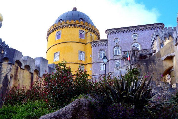 ペナ宮殿|シントラの文化的景観 (3)