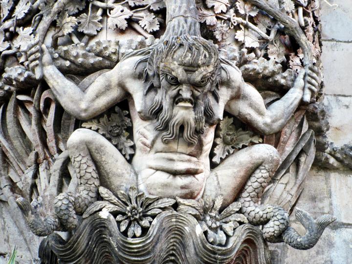 【世界遺産】ペナ宮殿|シントラの文化的景観