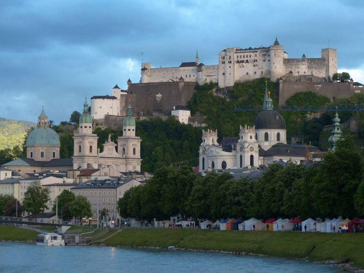 ホーエンザルツブルク城|ザルツブルク市街の歴史地区 (2)