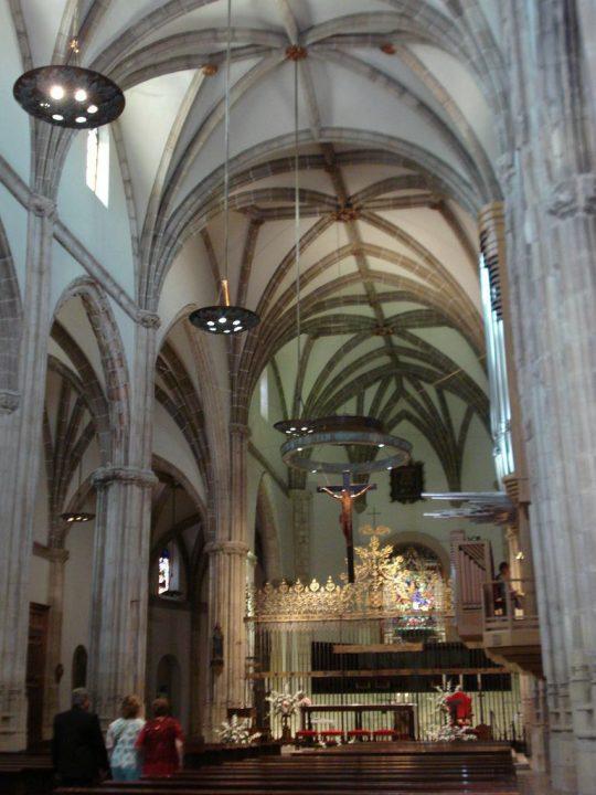 【世界遺産】マヒストラル大聖堂(カテドラル)|アルカラ・デ・エナーレスの大学と歴史地区