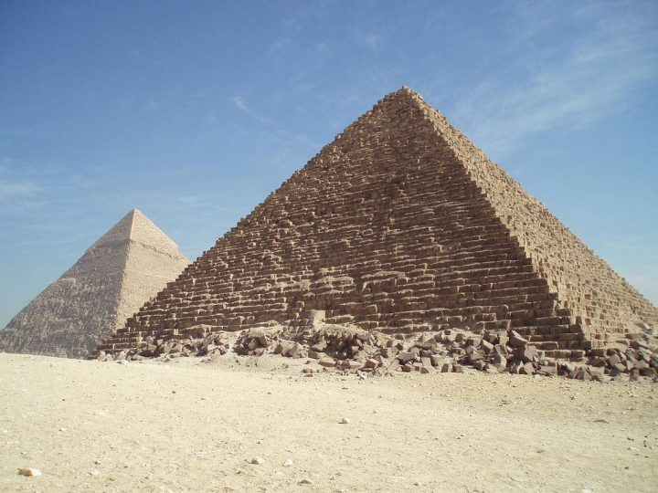 photo credit: 003 Pyramid of Menkaure Giza Cairo Egypt via photopin (license)