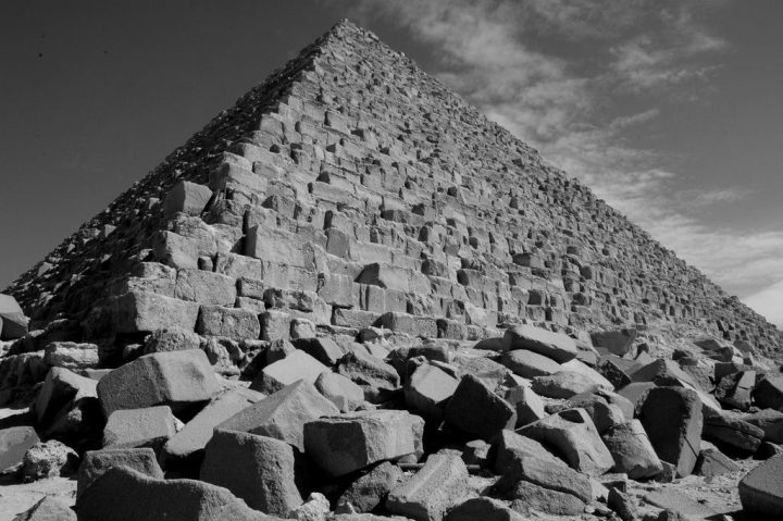 photo credit: Pyramid of Menkaure (Mycerinus), Giza via photopin (license)