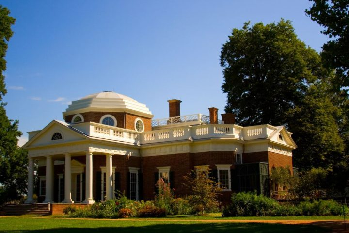 photo credit: day 71 - Monticello From the Garden via photopin (license)