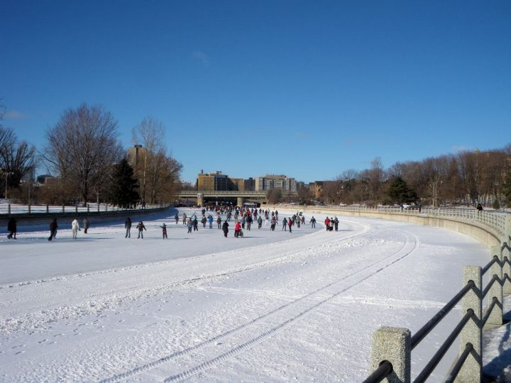 photo credit: Winterlude - Looking to Petoria Bridge via photopin (license)
