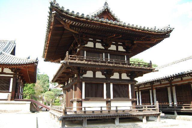 唐招提寺|古都奈良の文化財 (1)