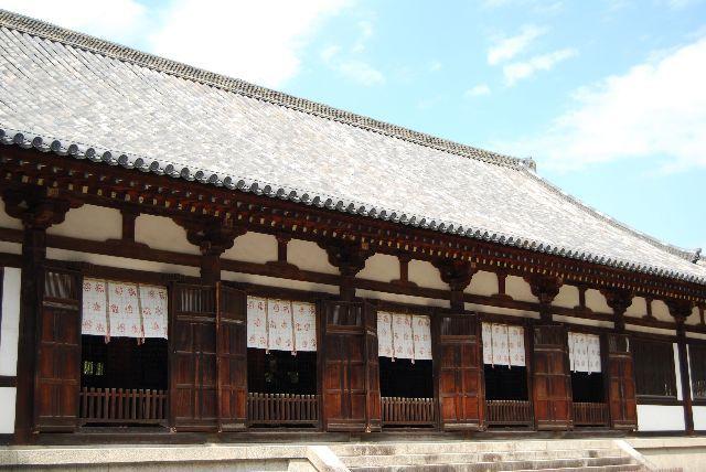 唐招提寺|古都奈良の文化財