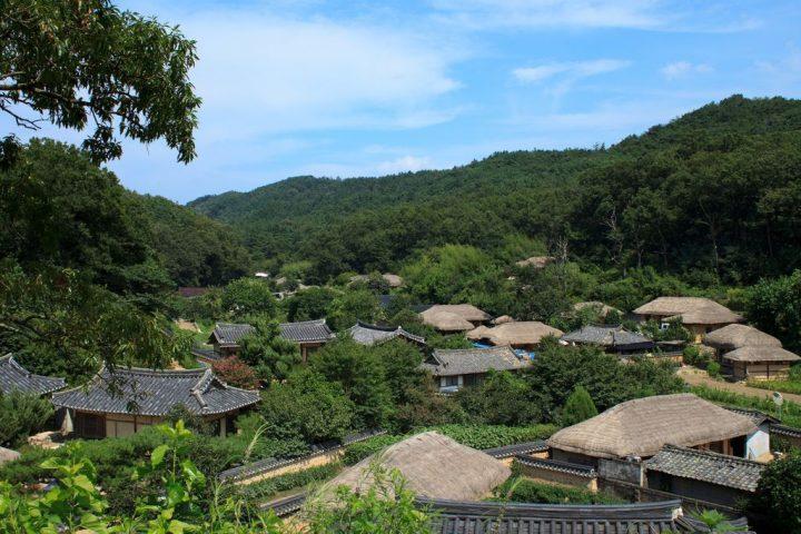 【世界遺産】大韓民国の歴史的村落:河回と良洞