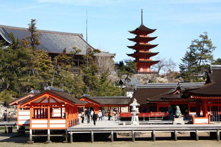 【世界遺産】大鳥居|厳島神社